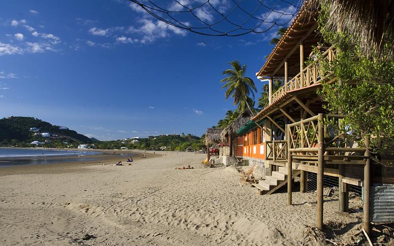 Beach San Juan del Sur Nicaragua Crystal Cruises