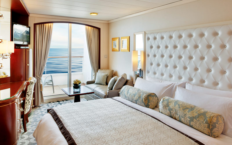 Crystal Cruises Crystal Serenity Cat AA Stateroom