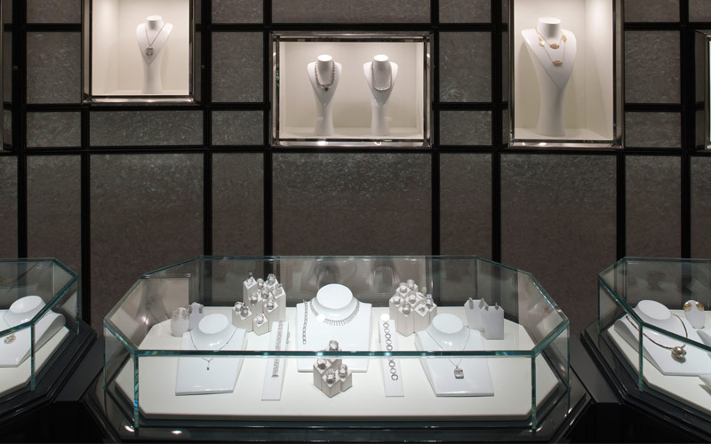 Crystal Cruises Crystal Serenity Facets Jewelry