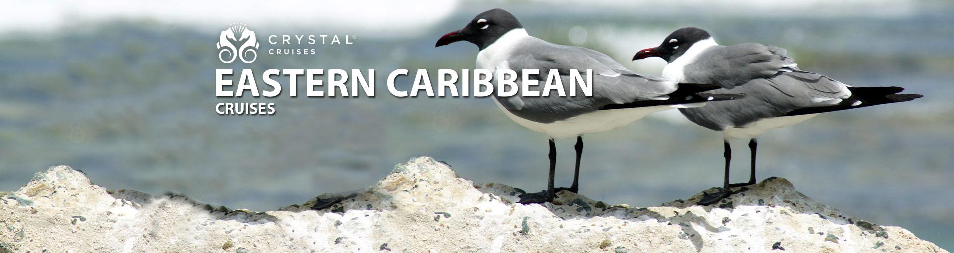 Crystal Cruises Eastern Caribbean Cruises