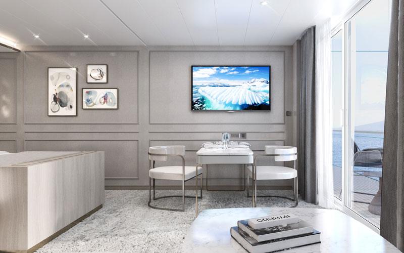 Penthouse Suite aboard Crystal Endeavor (3)