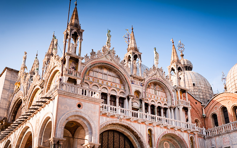 St Marks Basilica Cathedral Venice Crystal Cruises