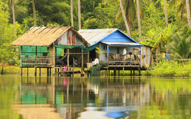 Ream National Park Cambodia Crystal Cruises