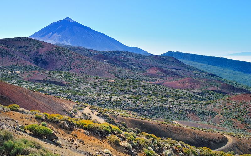 Teide National Park Canary Islands Crystal Cruises