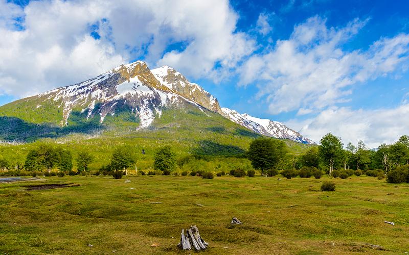 Tierra del Fuego Argentina Crystal Cruises