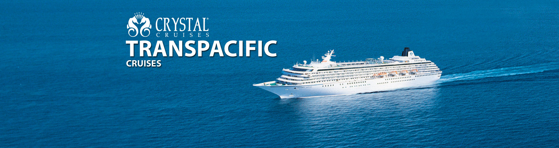 Crystal Cruises Transpacific Cruises
