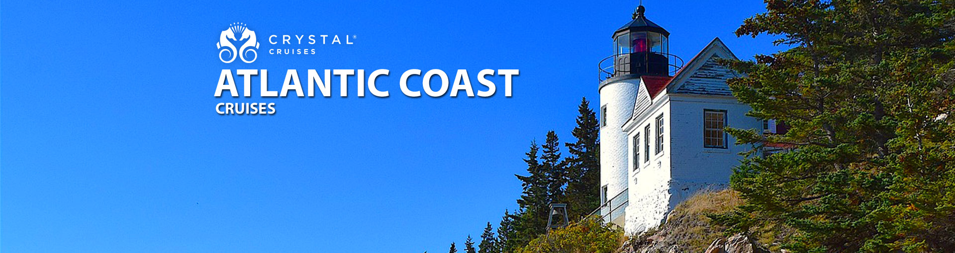 Crystal Cruises U. S. Atlantic Coast Cruises
