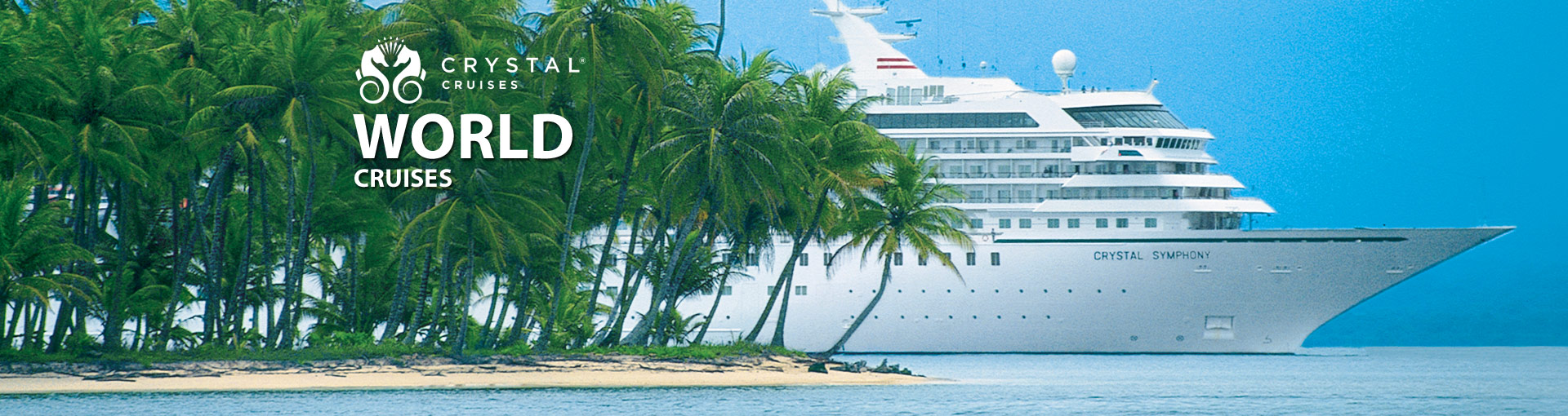 Crystal Cruises World Cruises