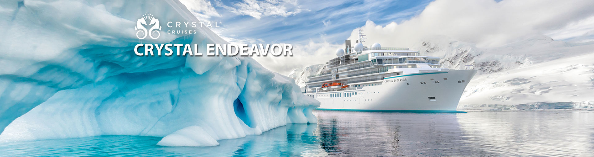 Crystal Cruises Crystal Endeavor Ship