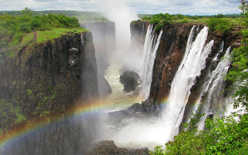Victoria Falls Zambezi River Crystal Cruises