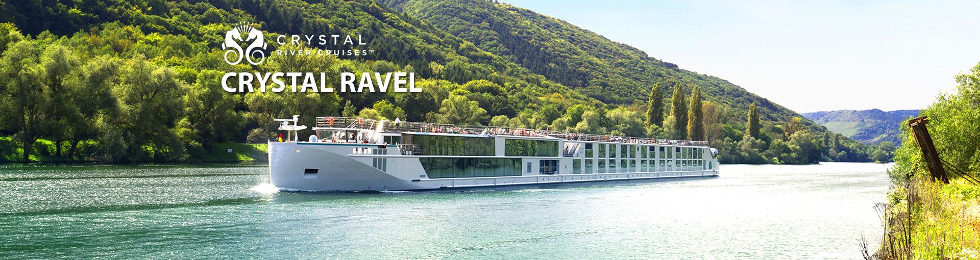Crystal Ravel River Ship
