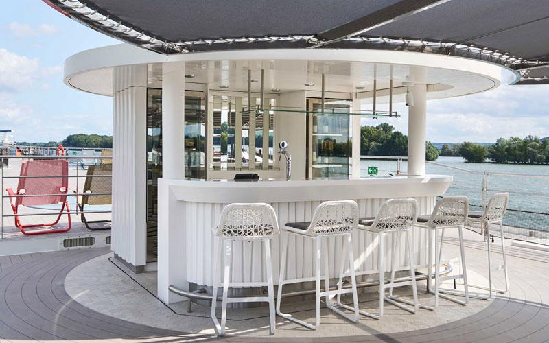 Crystal Ravel Vista Bar
