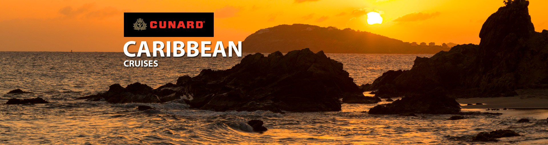 Cunard Line Caribbean Cruises