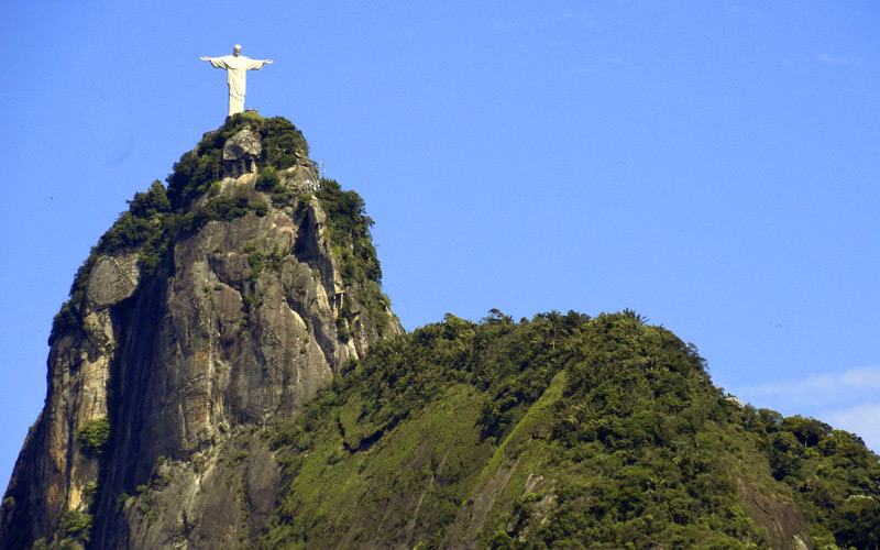 Christ the Redeemer on Corcovado Mountain - Cunard