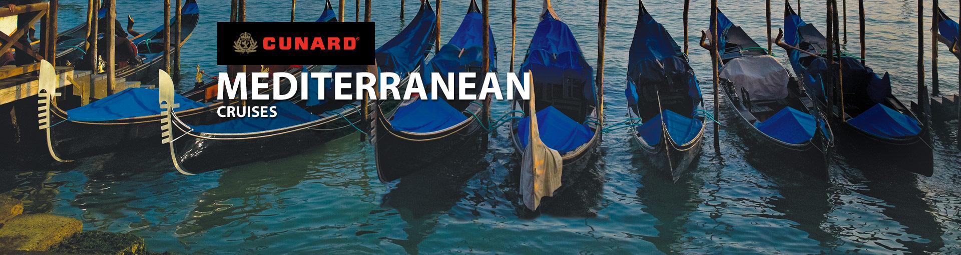 Cunard Line Mediterranean Cruises