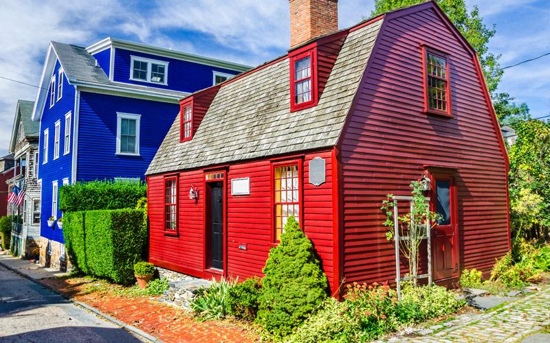 Newport Rhode Island New England Cunard Line