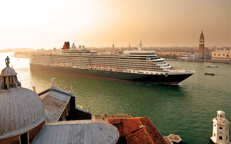 Cunard's Queen Elizabeth Cruise Ship, 2019 and 2020 Queen Elizabeth destinations, deals | The ...