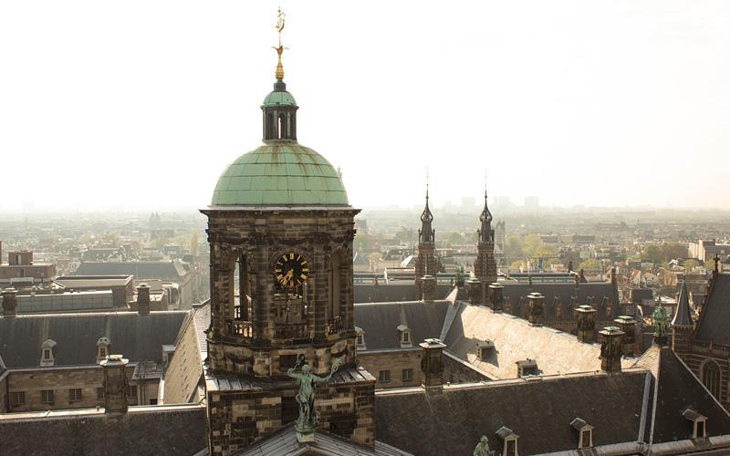 Royal Palace Amsterdam Cunard Line Transatlantic