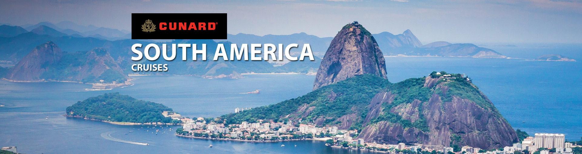 Cunard Line South America Cruises