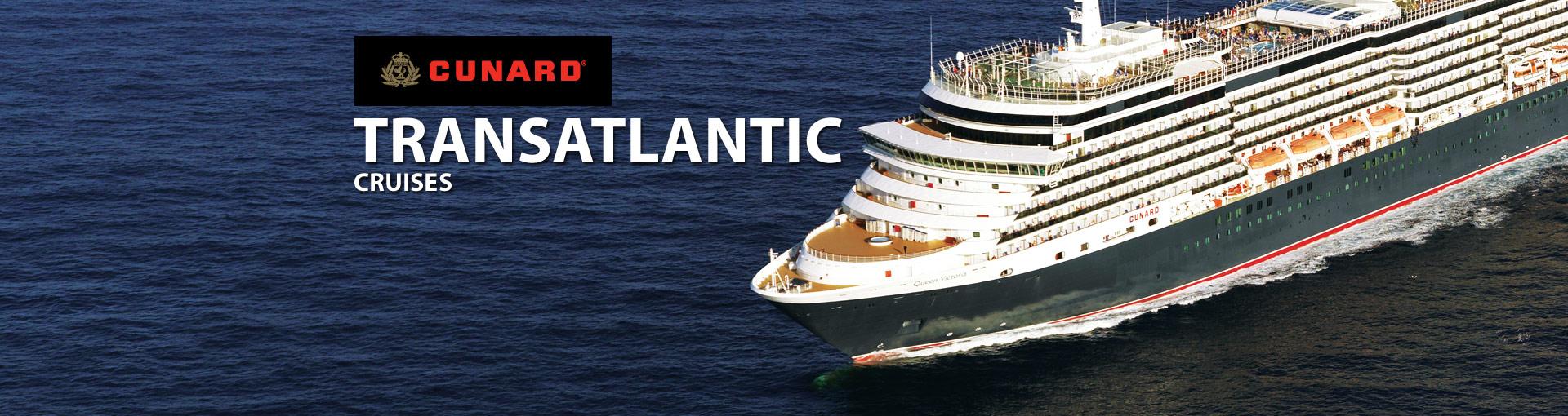 Cunard Line Transatlantic Cruises