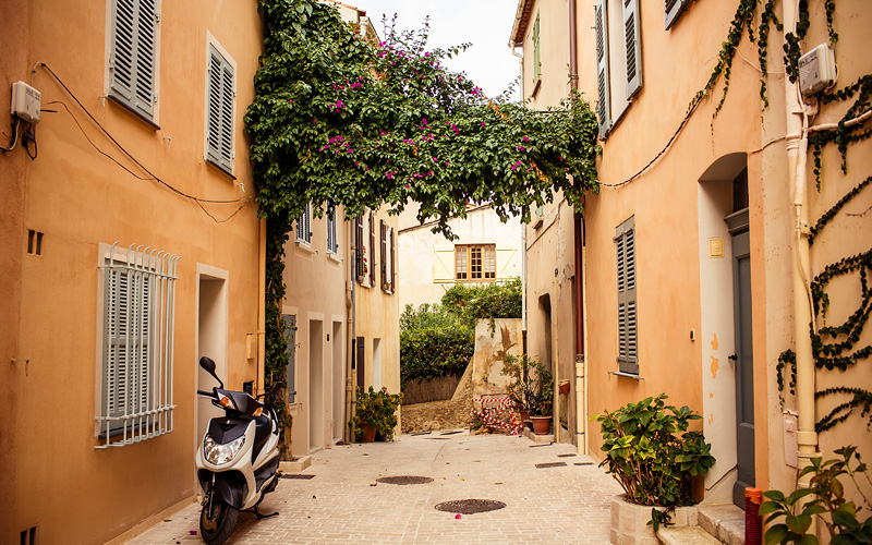 Saint Tropez French Riviera Cunard Line