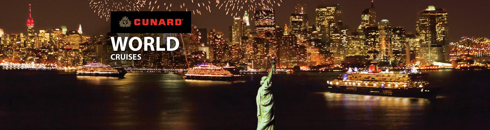 Cunard Line World Cruises