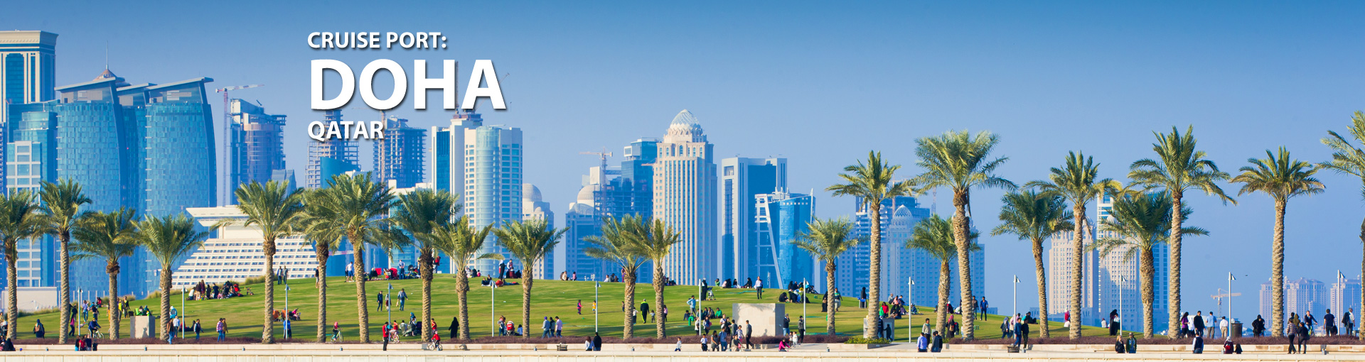 Cruises to Doha, Qatar