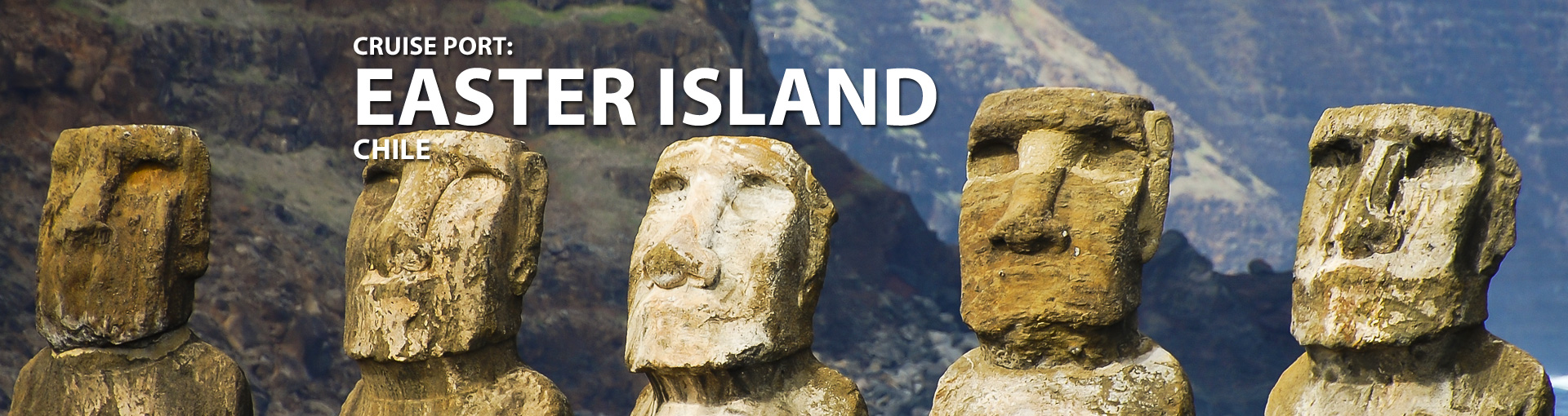 Cruises to Easter Island, Chile
