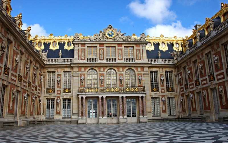 Europe Cruisetours, Versailles, Paris