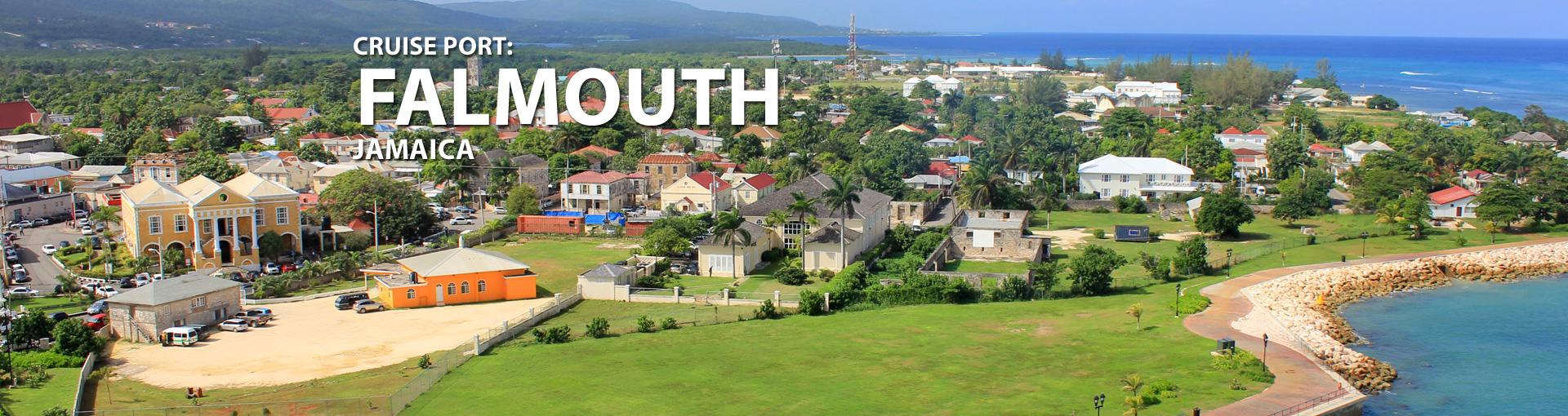 Cruises to Falmouth, Jamaica
