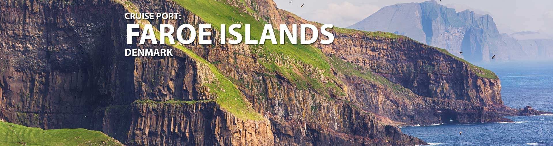 Cruises to Faroe Islands, Denmark