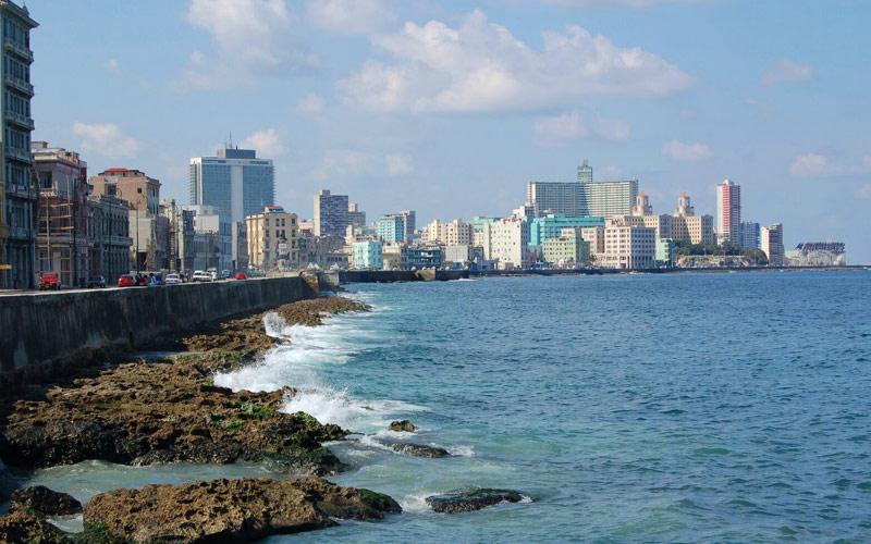 Fathom Havana, Cuba Skyline