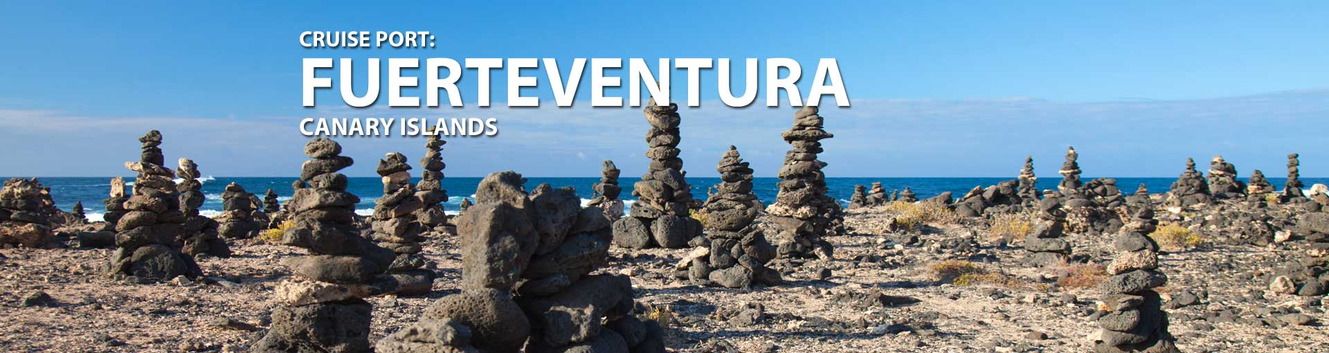 Cruises to Fuerteventura, Canary Islands