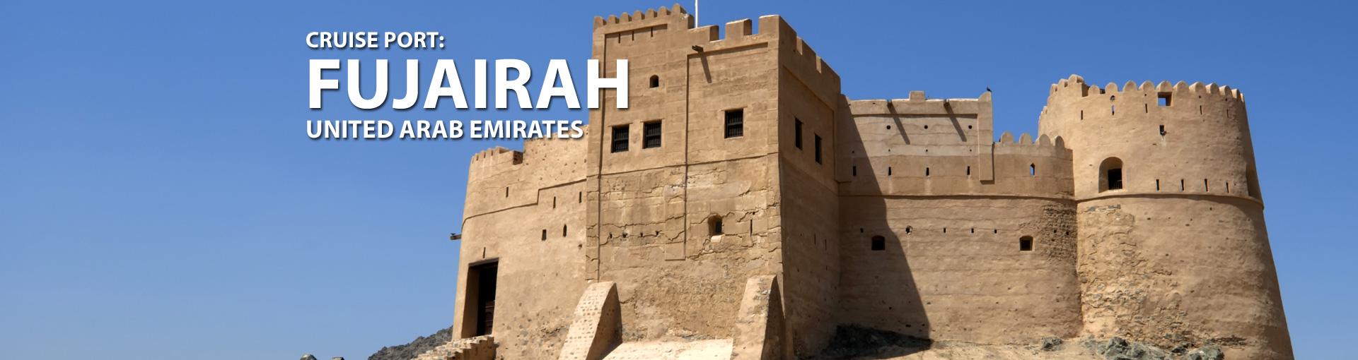 Cruise Port: Fujairah, United Arab Emirates