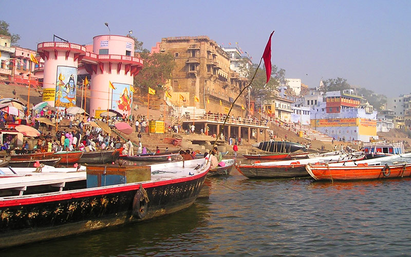 Ganges River Rituals