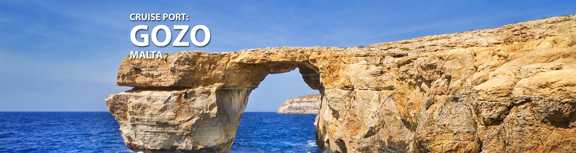 Cruises to Gozo, Malta