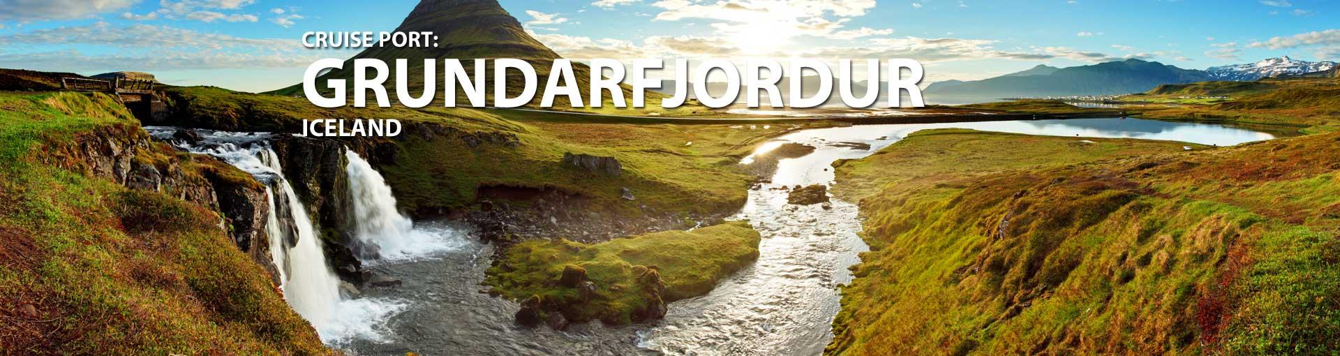 Cruises to Grundarfjordur, Iceland