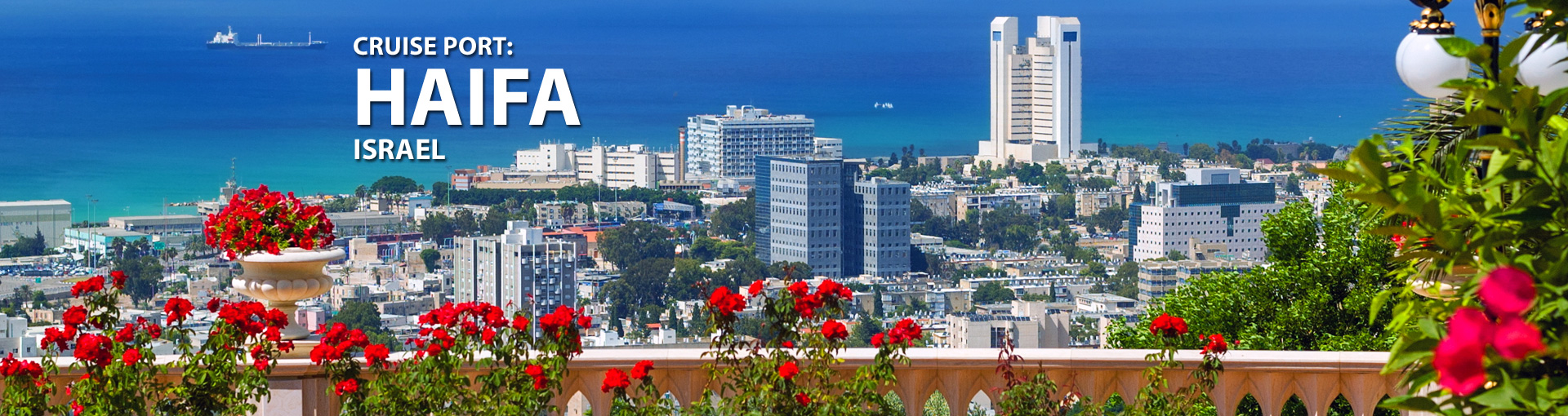 Cruises to Haifa, Israel