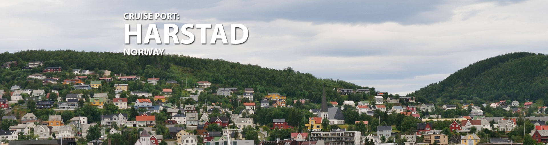 Cruises to Harstad, Norway
