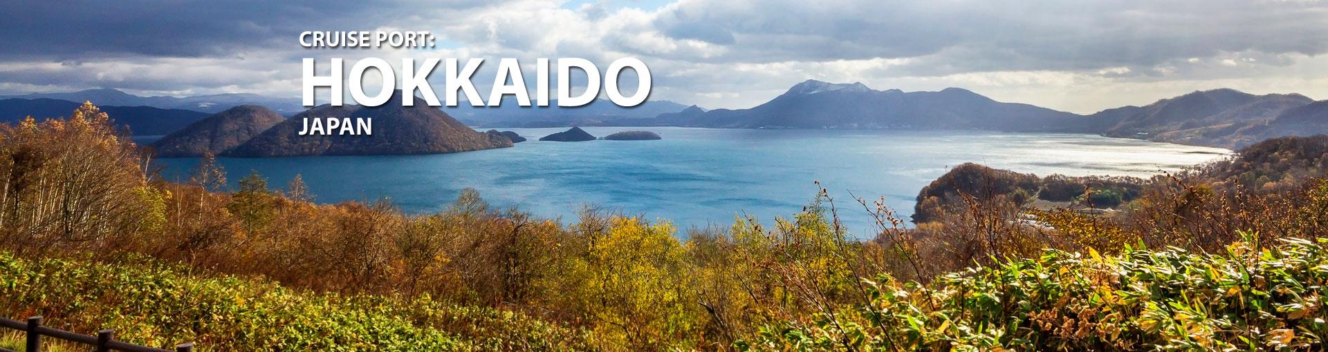 Cruises to Hokkaido, Japan