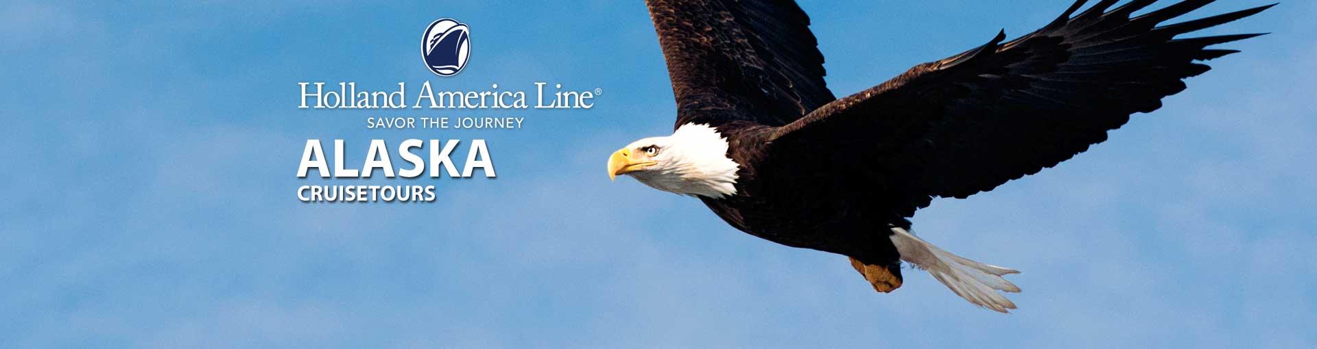 Holland America Alaska Cruisetours