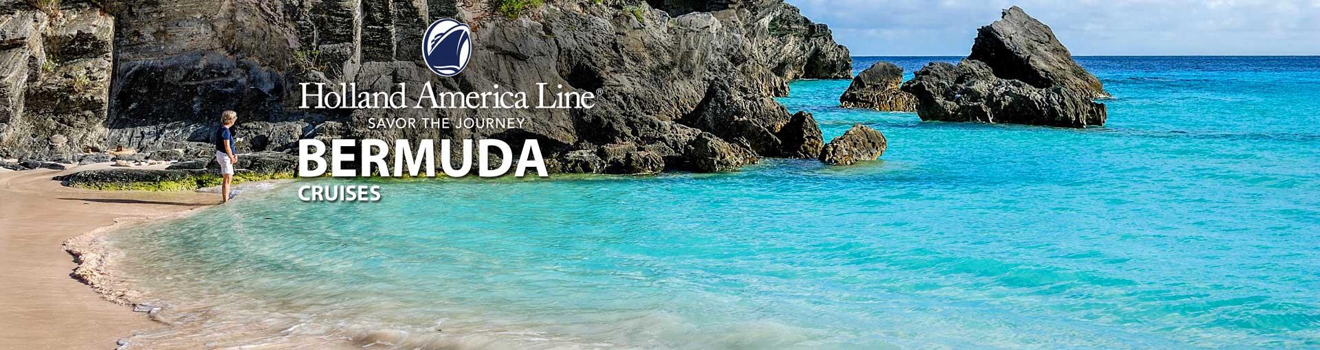 Holland America Bermuda Cruises