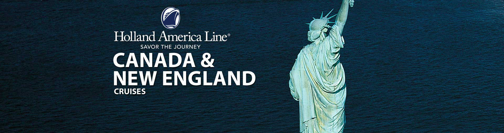Holland America Canada New England Cruises