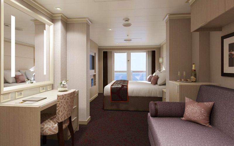 Holland America S Ms Koningsdam Cruise Ship 2018 And 2019 Ms Koningsdam Destinations Deals