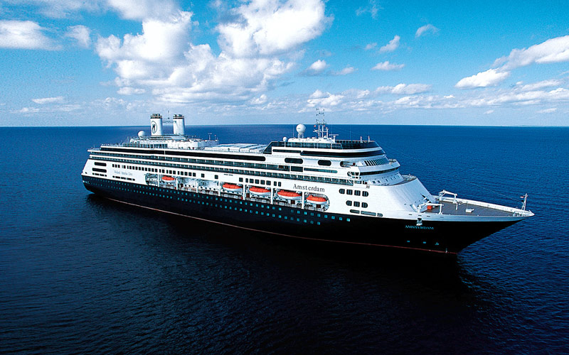 Holland America S Ms Amsterdam Cruise Ship 2019 And 2020
