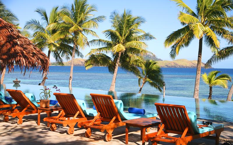 South Pacific resort in Fiji Holland America Line