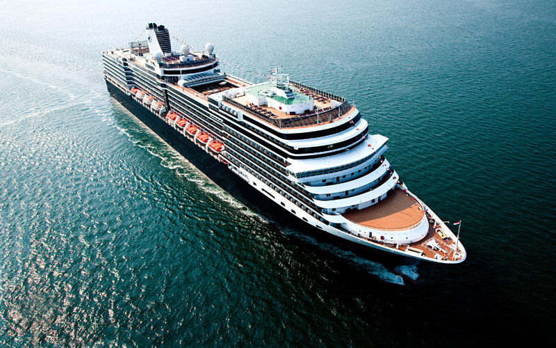 Nieuw Amsterdam Cabins and Staterooms - Cruiseline.com