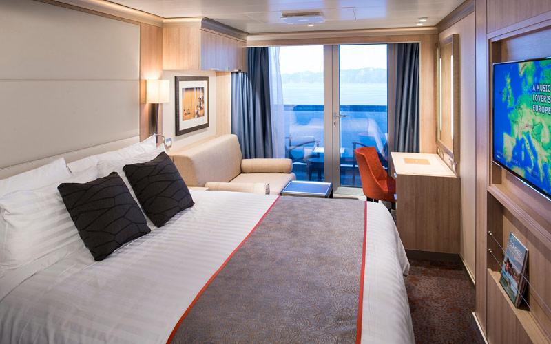 Verandah aboard Holland America Nieuw Statendam