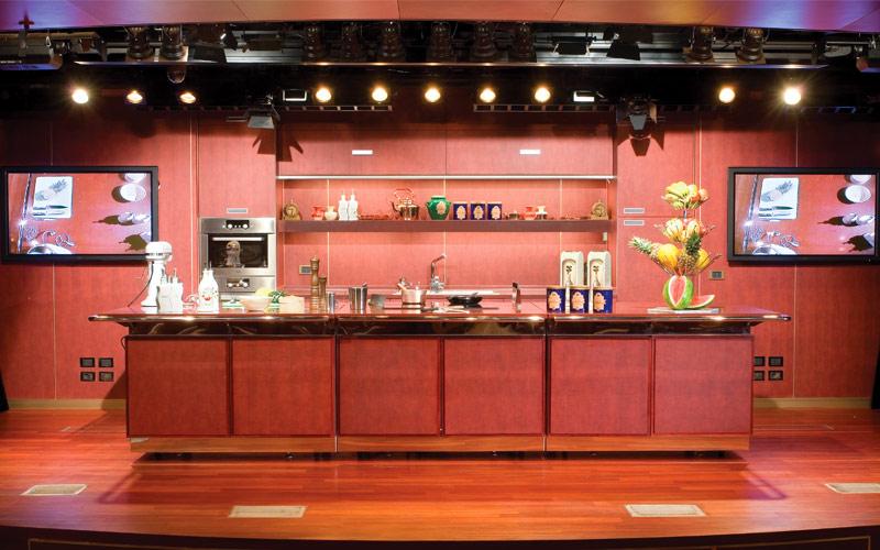 Holland America Line Noordam Culinary Arts