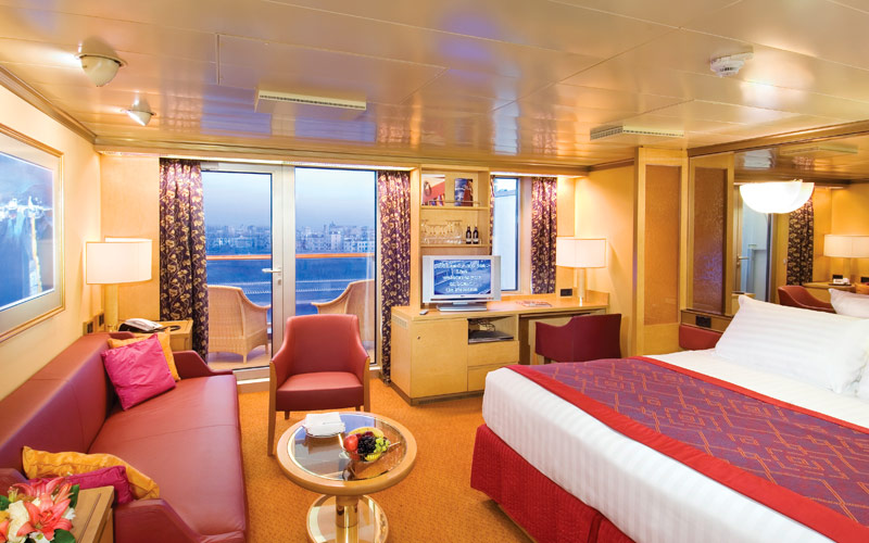 Holland America Line Noordam Stateroom Category SS
